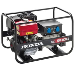 Generaattori Honda EC5000 5.0 kVA