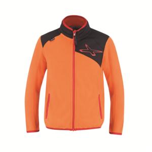 Ski-Doo X-Team Fleece juniori, oranssi