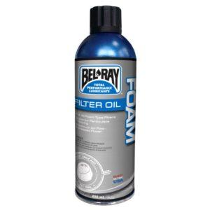 Bel-Ray ilmansuodatinöljy suihkupullossa Foam Filter Oil 400 ml