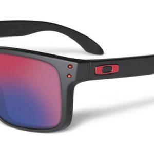 Oakley Holbrook aurinkolasit – mattamusta, red iridium