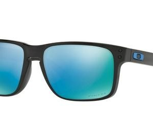 Oakley Holbrook aurinkolasit Polished Black w/ Prizm Deep H2O Pol