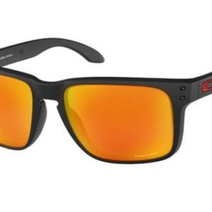 Oakley Holbrook XL aurinkolasit Matte Black w/ PRIZM Ruby