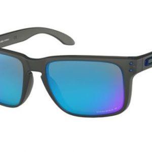 Oakley Holbrook XL sunglasses GreySmke w/ PRIZM Sapph Pol