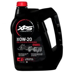 XPS 4T 0W-20 Extreme Cold synteettinen moottoriöljy 3.8 litraa