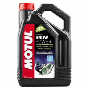 Motul SnowPower 2-tahti kelkkaöljy 4 litraa