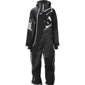 Kelkkahaalari vuorella 509 Allied Insulated Mono Suit Black Ops