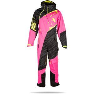 Kelkkahaalari vuorella 509 Allied Insulated Mono Suit Pink