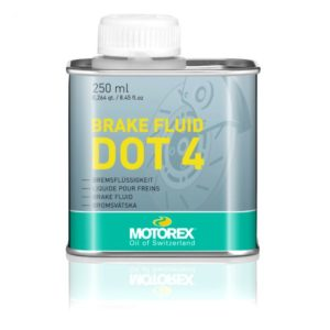 Motorex jarruneste DOT 4 250 ml