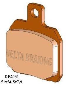 Delta jarrupalat DB2031 SR-N3