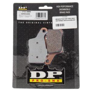 Jarrupalat DP Brakes SDP852SNX moottorikelkkaan