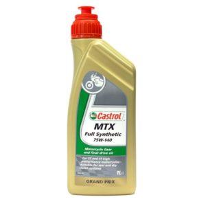 Castrol MTX 75W-140 1 litra vaihteistoöljy