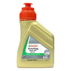 Castrol Scooting Gear Oil SAE 90 0.5 litraa