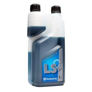Husqvarna osasynteettinen 2-tahtiöljy LS+ 1 litra