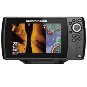 Humminbird Helix 7X CHIRP MEGA SI GPS G3 kaikuluotain