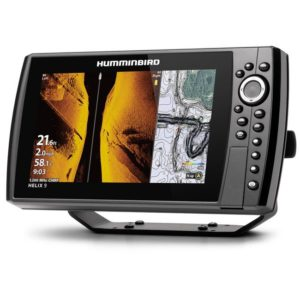 Humminbird Helix 9 CHIRP MEGA SI+ GPS G4N kaikuluotain