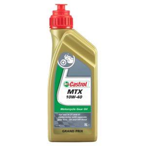 Castrol MTX 10W-40 1 litra vaihteistoöljy