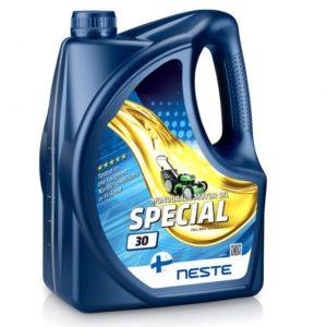Neste Special 30 moottoriöljy 4T pienkoneille 4 litraa