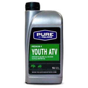 Polaris Youth ATV 4-tahti moottoriöljy 1 litra