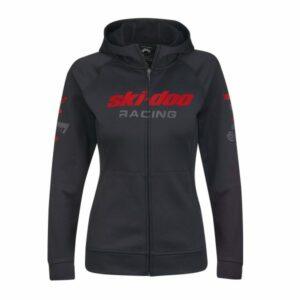 Ski-Doo naisten Sno-X vetoketjuhuppari 2022