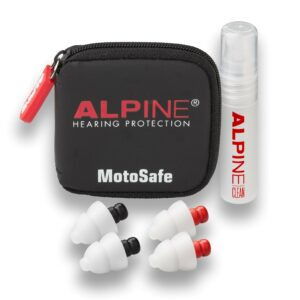 Korvatulpat Alpine MotoSafePro