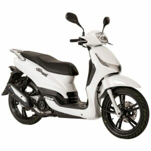 Peugeot Tweet valkoinen