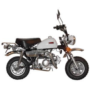 Conan ST50 8″ Classic valkoinen